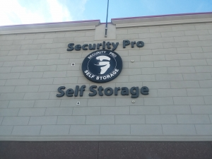 Image of Security Pro Storage Facility at 471 West 500 South  Salt Lake City, UT