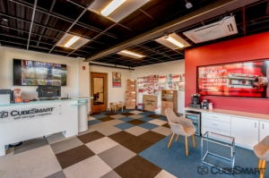 Image of CubeSmart Self Storage - Columbia - 401 Hampton Street Facility on 401 Hampton Street  in Columbia, SC - View 2