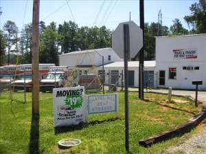 Picture of Chapel Hill Self Storage