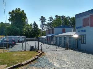 Image of Chapel Hill Self Storage Facility at 1707 Eubanks Road  Chapel Hill, NC