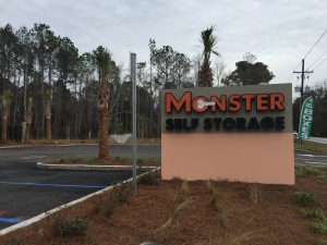 Image of Monster Self Storage - Clement's Ferry Facility on 1176 Clements Ferry Road  in Charleston, SC - View 2