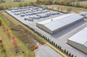 Image of NWA EASY Storage - Lowell Facility on 260 Commerce Parkway  in Lowell, AR - View 4