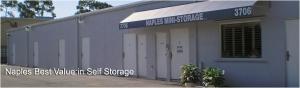 Image of Naples Mini Storage Facility at 3706 Domestic Ave  Naples, FL
