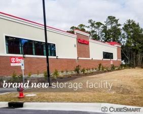 Image of CubeSmart Self Storage - Wilmington Facility at 7755 Market Street  Wilmington, NC