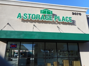 Image of A Storage Place - Del Sol Facility at 3070 Del Sol Boulevard  Imperial Beach, CA