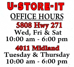 U-Store-It - Ft. Smith - 4011 Midland Blvd - Photo 7