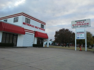Image of Metroplex Self Storage - Colleyville - 1801 Industrial Boulevard Facility at 1801 Industrial Boulevard  Colleyville, TX