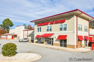 Image of CubeSmart Self Storage - Greenville - 450 Haywood Rd Facility at 450 Haywood Rd  Greenville, SC