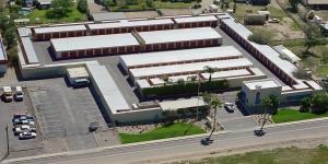 Image of Paradise Mini Storage - Glendale - 5913 W Paradise Ln Facility at 5913 W Paradise Ln  Glendale, AZ