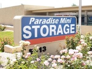 Image of Paradise Mini Storage - Glendale - 5913 W Paradise Ln Facility on 5913 W Paradise Ln  in Glendale, AZ - View 4