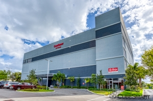 Image of CubeSmart Self Storage - Delray Beach - 3195 South Congress Avenue Facility at 3195 South Congress Avenue  Delray Beach, FL