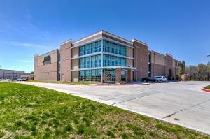 Image of Simply Self Storage - 1379 Andrews Parkway - Allen Facility on 1379 Andrews Parkway  in Allen, TX - View 3