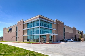 Image of Simply Self Storage - 1379 Andrews Parkway - Allen Facility on 1379 Andrews Parkway  in Allen, TX - View 2