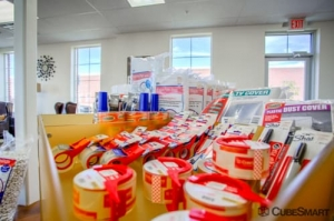 Image of CubeSmart Self Storage - Frisco - 12250 Eldorado Pkwy Facility on 12250 Eldorado Pkwy  in Frisco, TX - View 4