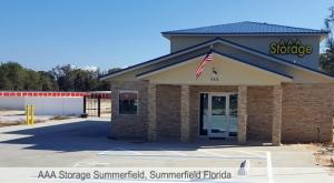 AAA Storage Summerfield