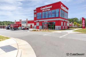 Image of CubeSmart Self Storage - Morrisville Facility at 4812 Hopson Road  Morrisville, NC