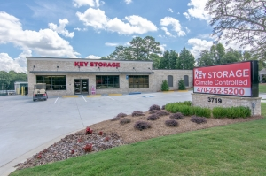 Image of Key Storage Facility at 3719 Winder Highway  Flowery Branch, GA