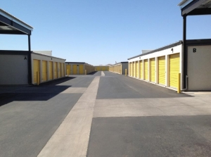 Image of Life Storage - Queen Creek Facility on 22717 East Ocotillo Road  in Queen Creek, AZ - View 2