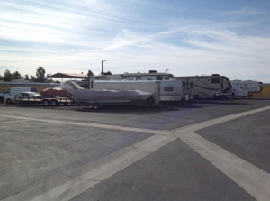 Image of Life Storage - Queen Creek Facility on 22717 East Ocotillo Road  in Queen Creek, AZ - View 4