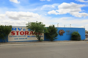 Grizzly Storage - Bogan Avenue