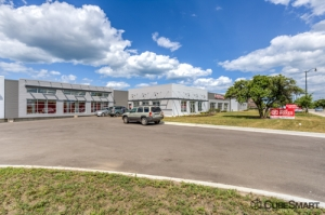Image of CubeSmart Self Storage - Skokie Facility at 3526 Oakton St  Skokie, IL