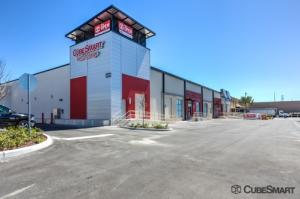 Image of CubeSmart Self Storage - Tampa - 4310 W Gandy Blvd Facility on 4310 W Gandy Blvd  in Tampa, FL - View 2