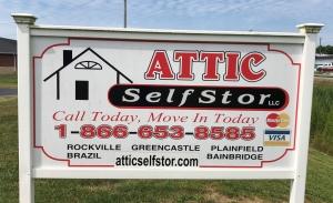 Attic Selfstor - Greencastle - Photo 1
