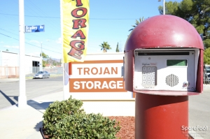 Image of Trojan Storage of Sun Valley Facility on 11022 Olinda St  in Sun Valley, CA - View 3