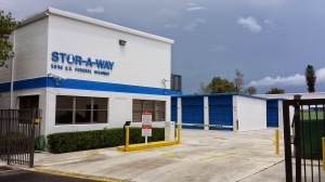 Image of Stor-A-Way Mini Storage Facility on 5094 Southeast Federal Highway  in Stuart, FL - View 4
