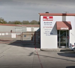 Image of Aardvark Self Storage - Fort Worth Facility at 3825 Chesser Boyer Road  Fort Worth, TX