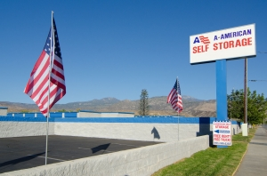 A-American Self Storage - Florida Ave - Photo 1