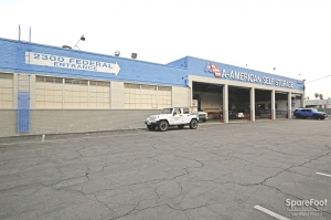 A-American Self Storage - West L A