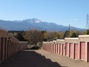 Image of Citadel Self Storage Facility at 3979 E Bijou St  Colorado Springs, CO
