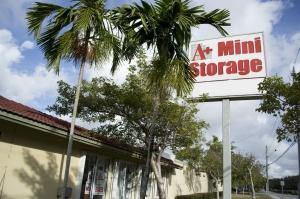 Image of A+ Mini Storage - Doral Facility at 9901 Northwest 58th Street  Doral, FL
