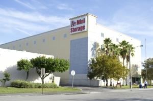 Image of A+ Mini Storage - South Miami Facility at 8395 Southwest 67th Avenue  Miami, FL