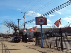 Image of Macho Self Storage - Dallas Willowbrook Facility at 2601 Willowbrook Road  Dallas, TX