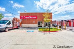 Image of CubeSmart Self Storage - Garland - 1010 Hebron Dr Facility at 1010 Hebron Dr  Garland, TX