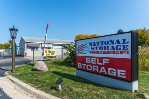 Image of National Storage Centers - Sparta Facility at 505 10 Mile Road Northwest  Sparta, MI