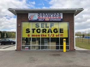 Image of National Storage Centers - South Lyon Facility at 59070 Oasis Center Drive  South Lyon, MI