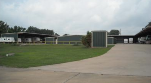 Image of Blacklock Storage Tomball Facility on 18400 Farm To Market 2920  in Tomball, TX - View 3