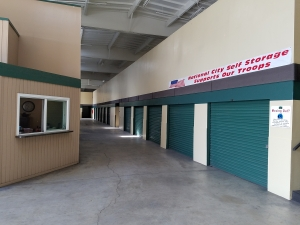 Image of National City Self Storage Facility on 430 West 30th Street  in National City, CA - View 2