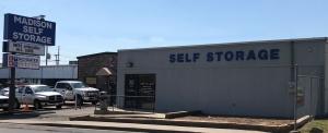 Image of Madison Self Storage Facility on 111 Woodruff Street  in Nashville, TN - View 3