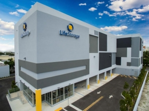 Image of Life Storage - Miami - Northeast 186th Terrace Facility at 2641 Northeast 186th Terrace  Miami, FL