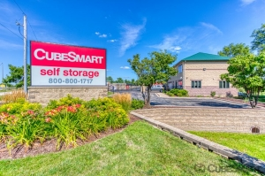 Image of CubeSmart Self Storage - Romeoville Facility at 1149 South Frontage Road  Romeoville, IL