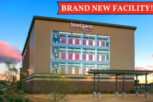 Image of StorQuest - Anaheim/Walnut Facility at 500 South Walnut Street  Anaheim, CA