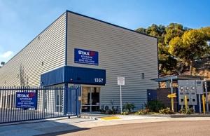 Image of StaxUp Storage - Hill Street Facility at 1355 Hill Street  El Cajon, CA