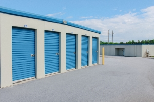 Image of AAA Storage World - Spartanburg Facility at 2400 New Cut Road  Spartanburg, SC