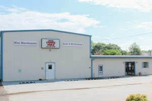 Image of AAA Storage World - Spartanburg Facility on 2400 New Cut Road  in Spartanburg, SC - View 2