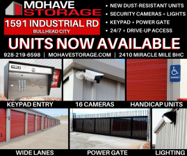 Mohave Storage - Industrial