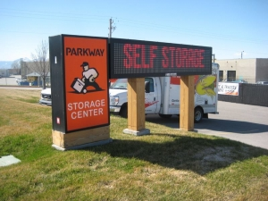 Image of Parkway Storage Center Facility on 1042 S Geneva Rd  in Orem, UT - View 2
